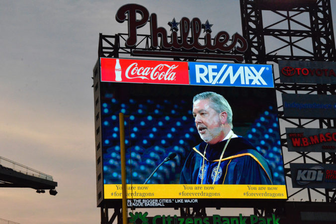 Citizens Bank Park Commencement